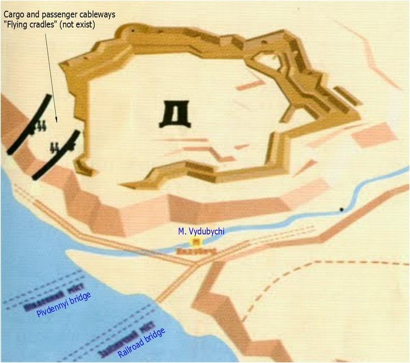 Lysohorsky Fort