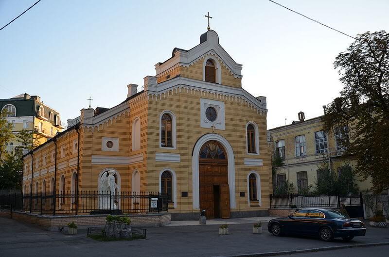 Лютеранская кирха