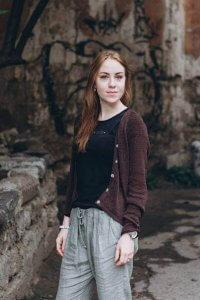 Natalia guide in Odessa