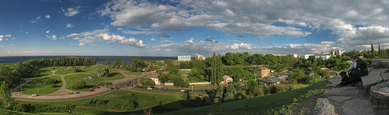 Pechersk view