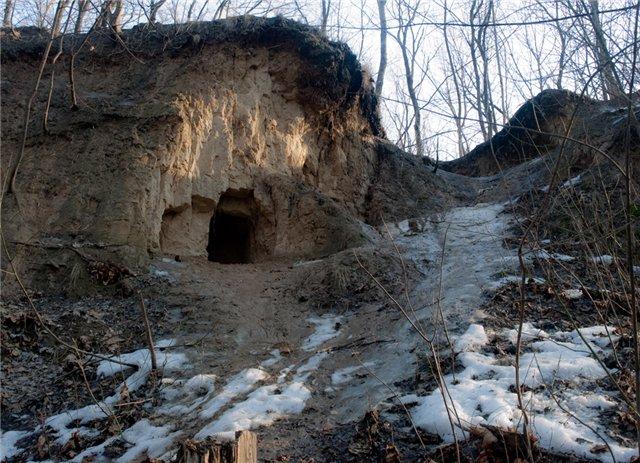 Смородинские пещеры