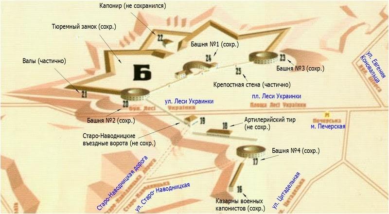 Васильковское укрепление