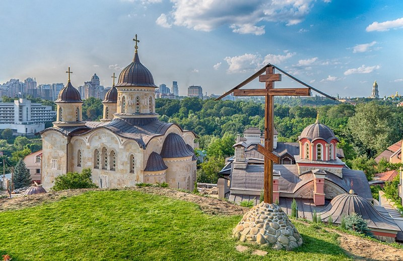 Zverinets Monastery