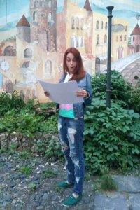 Nadezda guide in Odessa