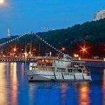 Water trips in Kiev