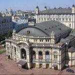 Cultural places in Kiev