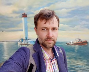 Vladimir guide Odessa