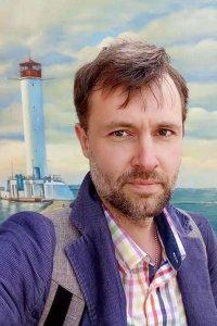 Volodymyr guide Odessa