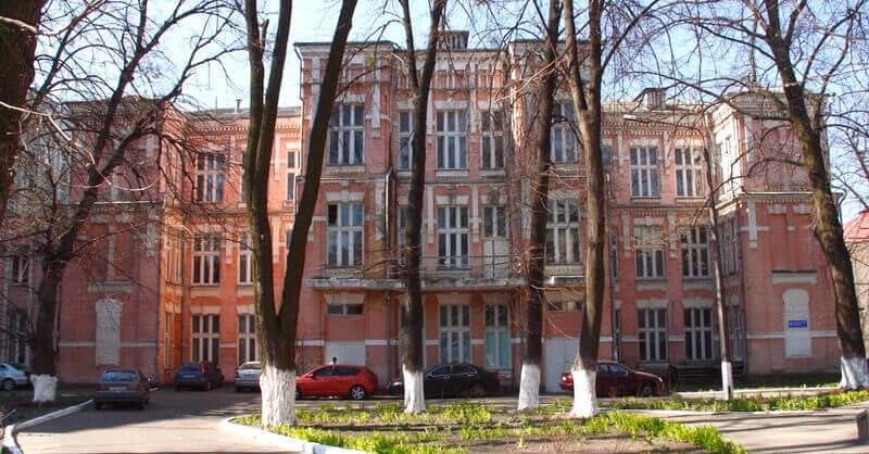 бывшая Киевская еврейская больница