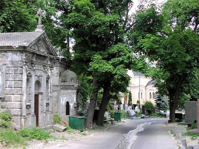 Necropolis Kiev