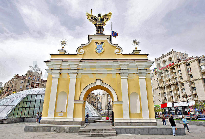 Lyadsky Gate