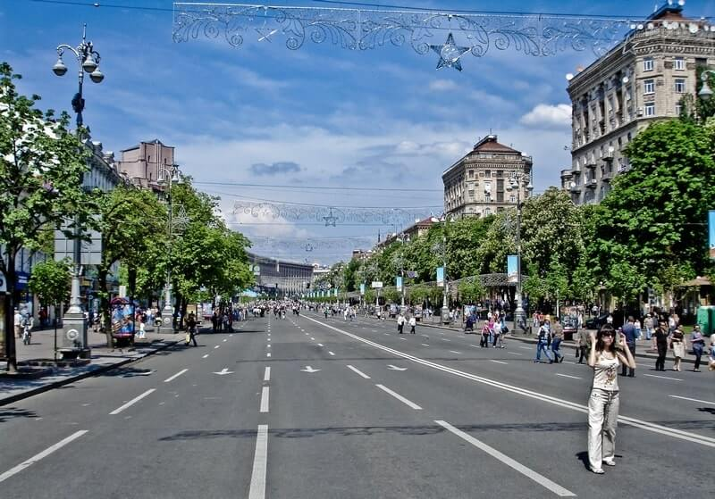 Kreshchatyk