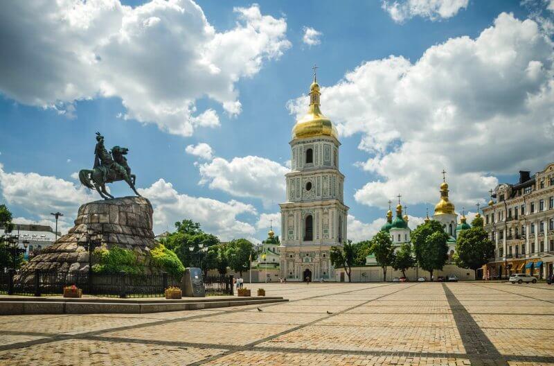 Киев с французским шармом