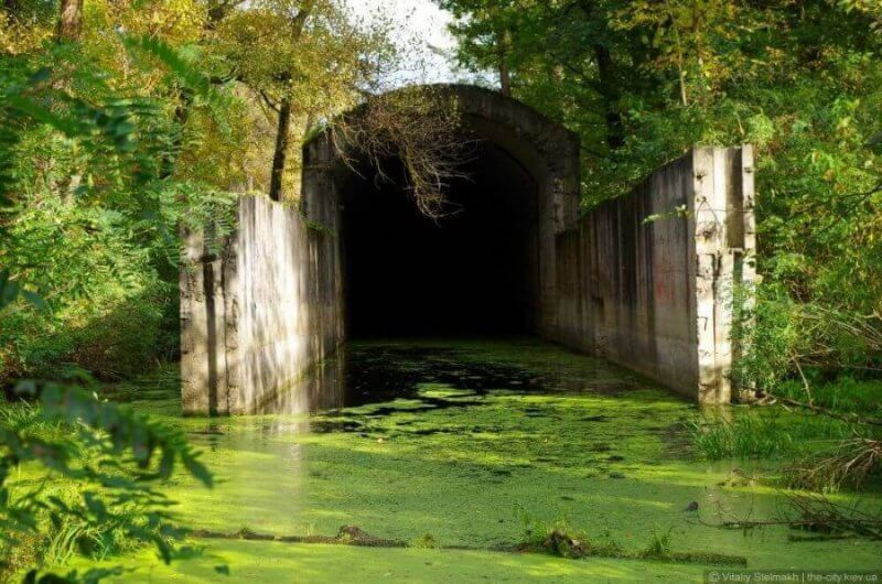 Сталинские тоннели