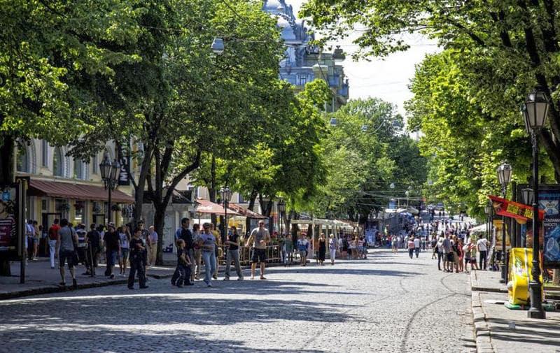 Derybasivska Street