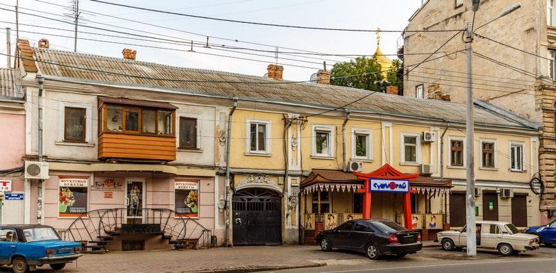 Mala Arnautska Street