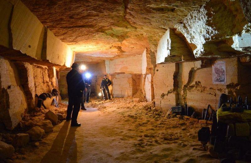 Museum Secrets of underground Odessa