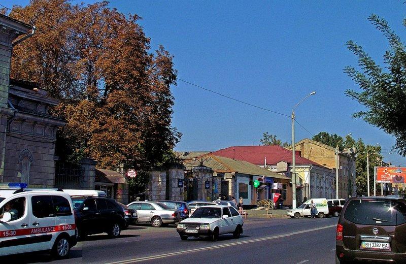 Myasoidivska Street