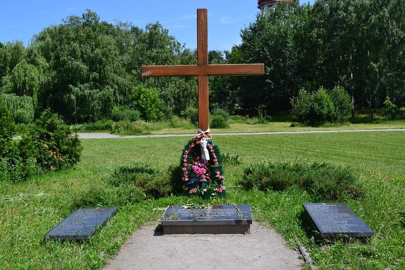 Памятные кресты
