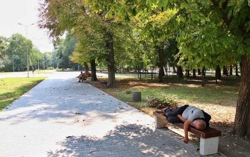 Preobrazhensky Park