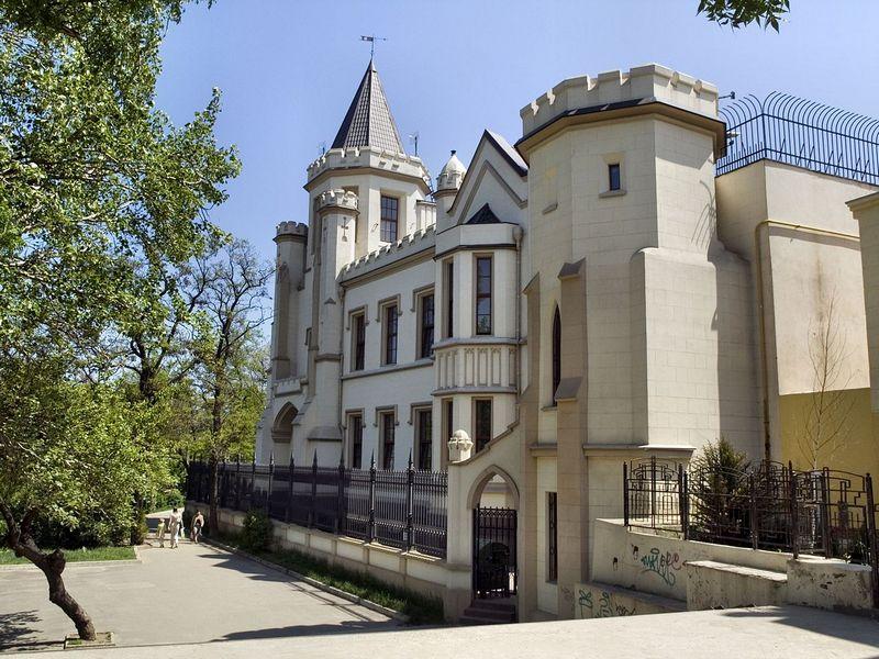 Shah's Palace
