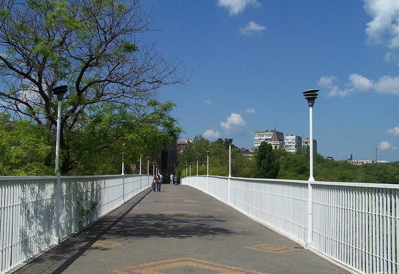 Teschin bridge