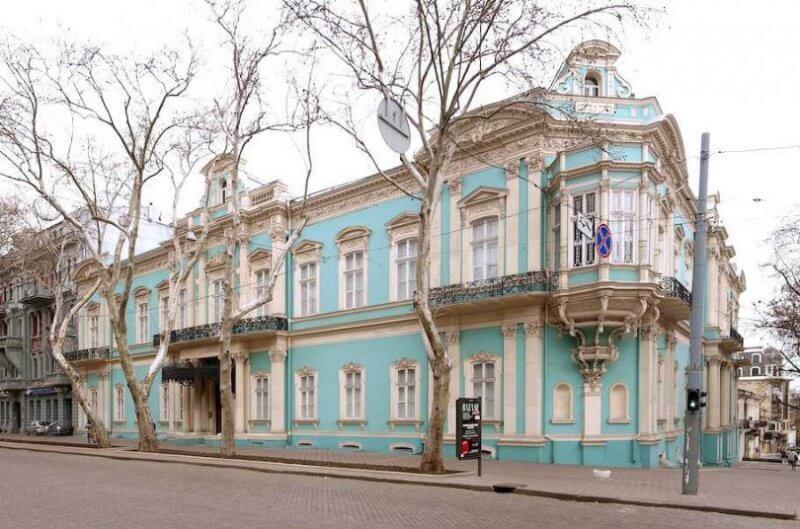 Abaza Palace