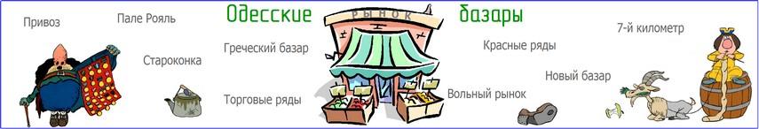 экскурсия на одесские базары