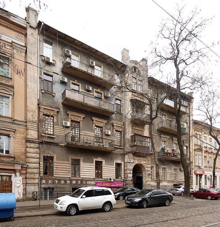 Доходный дом Веселовского