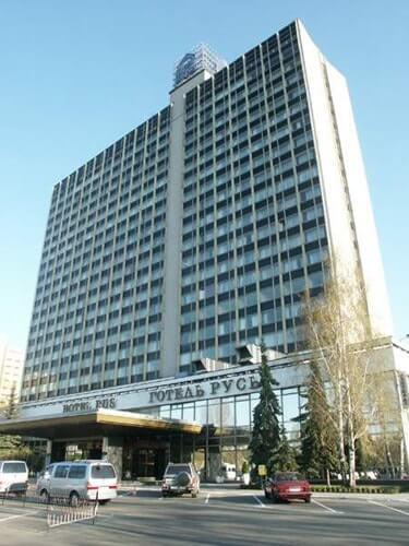 Гостиница «Русь»