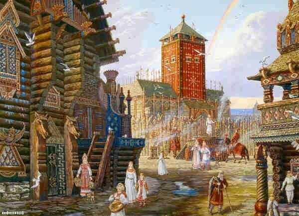 Дворец Ольги