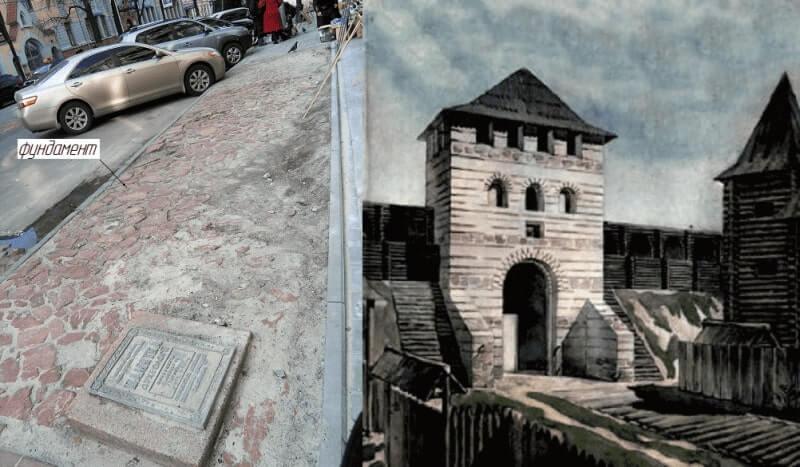 Софийские ворота