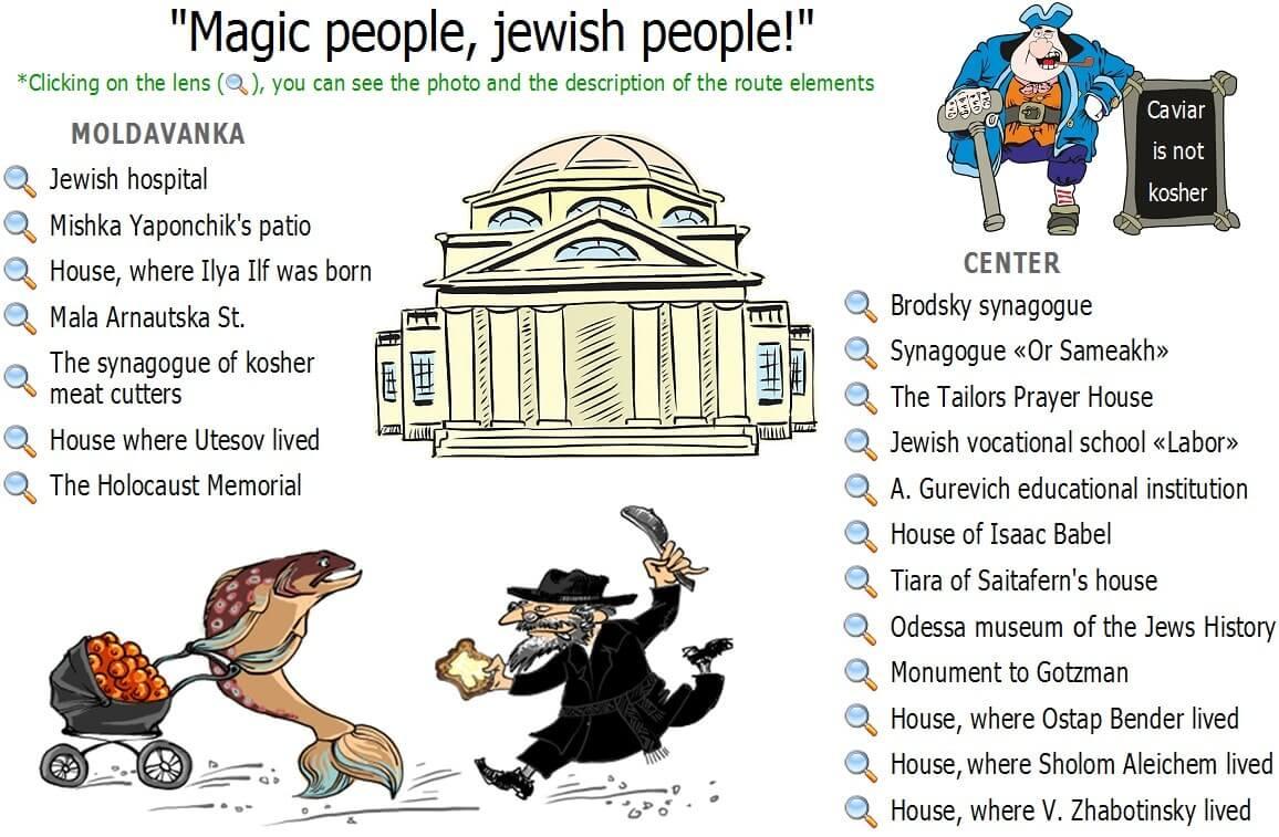 Jewish Odessa tour