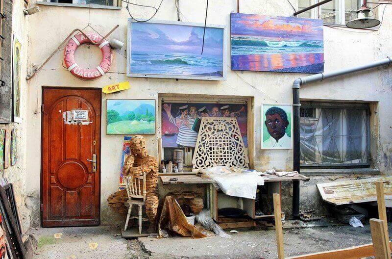 Nekrasov's Art Yard
