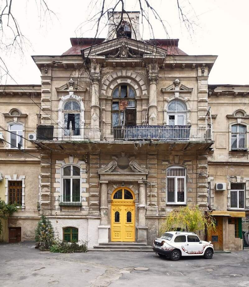 Paraskeva's Manor House