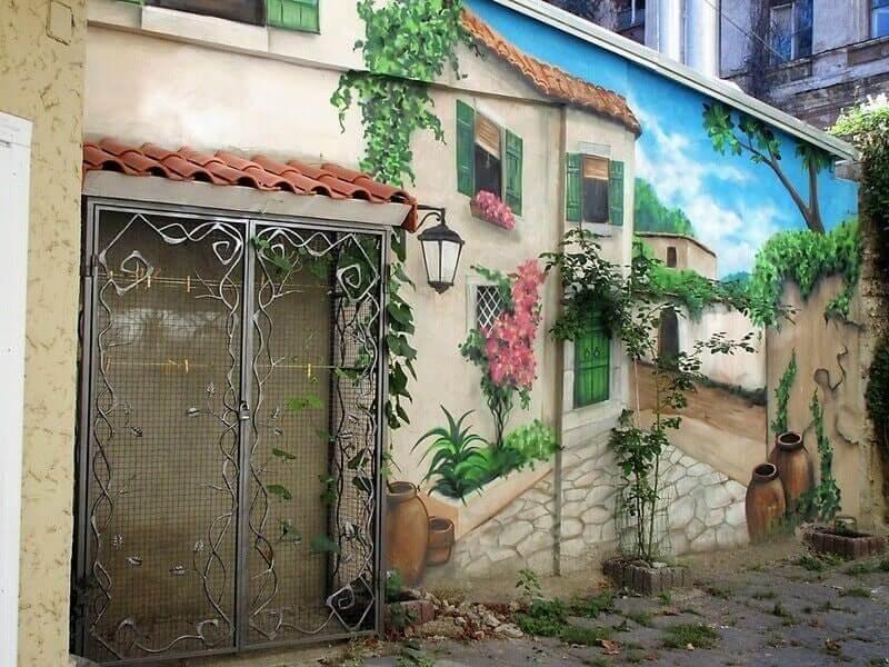 Shemyakin's House