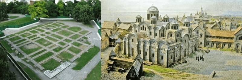 Desiatynna Church