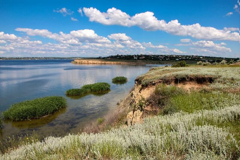 Khadzhibey Estuary