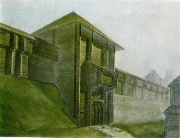 Mykhailivsky Gate