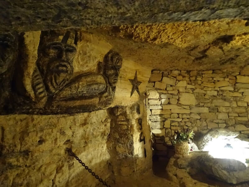 Nerubaysky Catacombs