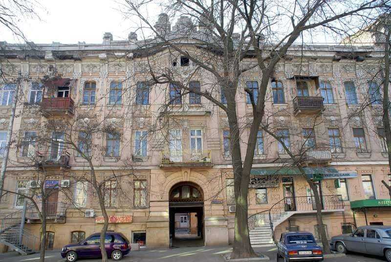 Odessa museum of the Jews history