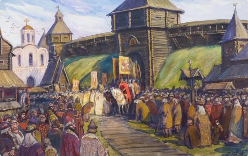 Podilskyi Gate