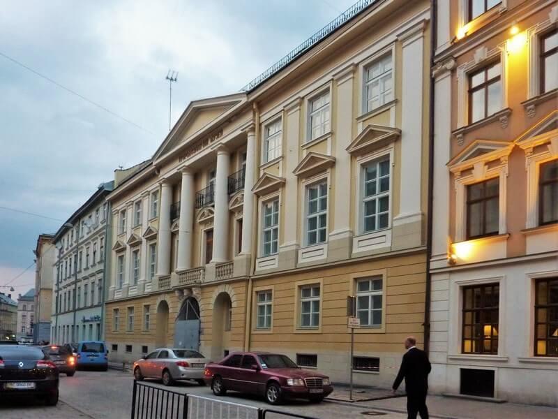 Дворец Дедушицких