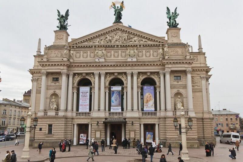 Оперный театр Львов