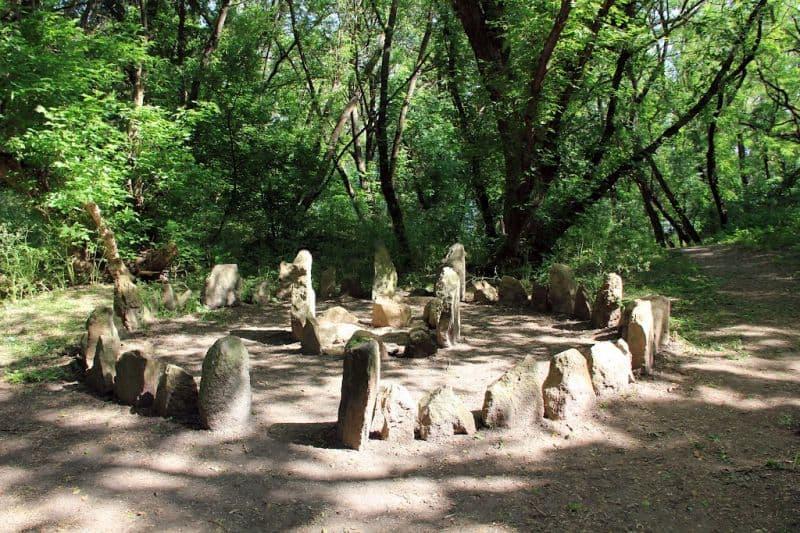 Каменное святилище
