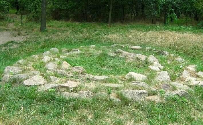 Святилище эпохи бронзы