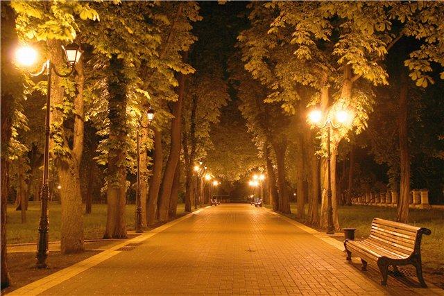 Тусовочная экскурсия по Киеву, Мариинский парк