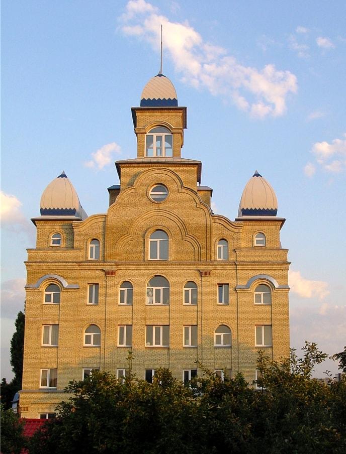 Храм Кришны Киев