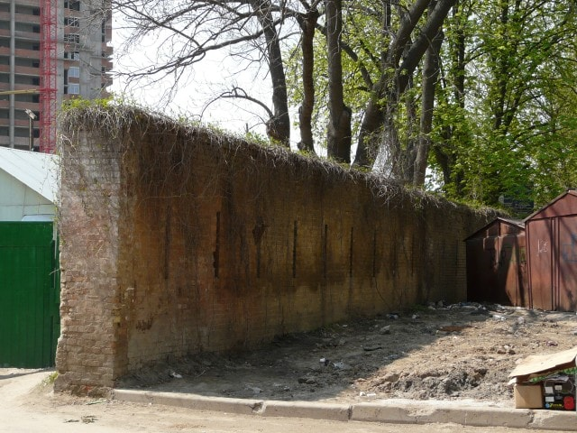 Fortress Wall Vasylkiv fortification