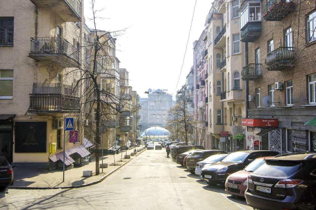 Kostelna Street